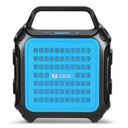 ZOOOK ZB-Rocker Thunder X - Bluetooth Speaker - 8W- Blue