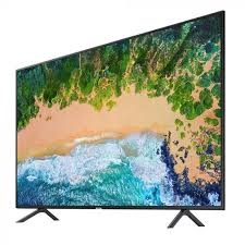 SAMSUNG UA55NU7100 - 55 Inch - UHD 4K Flat Smart LED TV