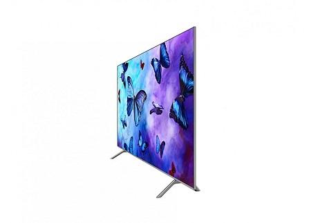 SAMSUNG QLED 55Q6F - 55 Inch - Smart flat tv QLED TV 4K 3840x2160pixels - Black