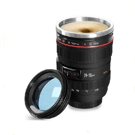 Camera coffee mug 350ml.