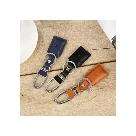 Smart Bluetooth Leather Key Holder