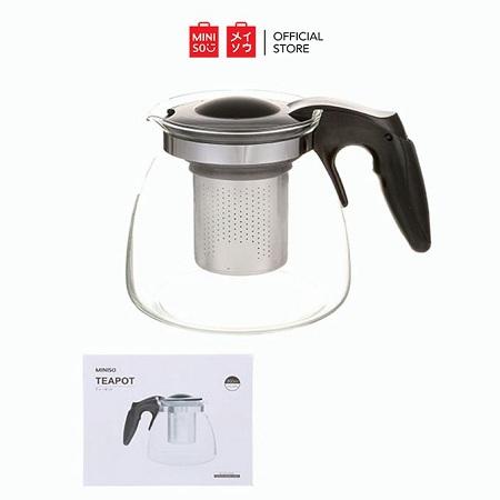 Miniso TEA POT 900ML- Black