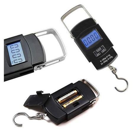 Generic Weighing Scale Digital Heavy Duty Portable 50Kg