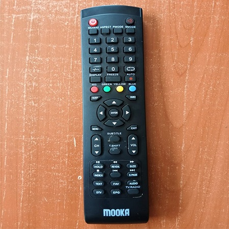Mooka Remote Control Replacement