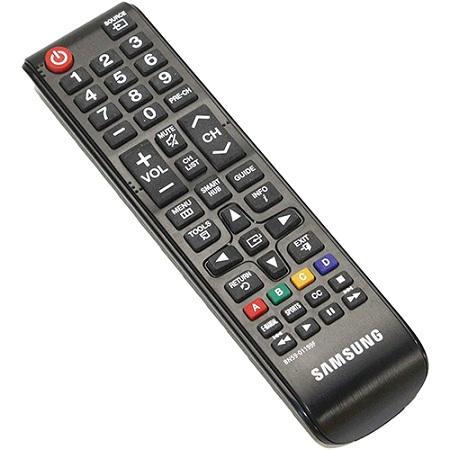 Samsung TV Replacement Remote control – Black