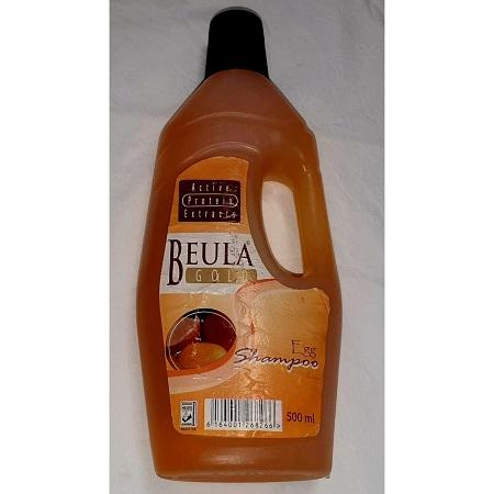 Beula gold shampoo - Egg shampoo 500ml