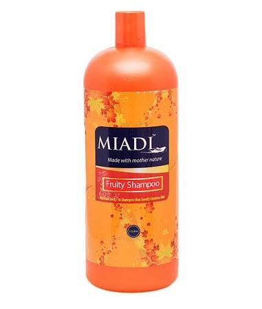Miadi Fruity Shampoo 1Ltr