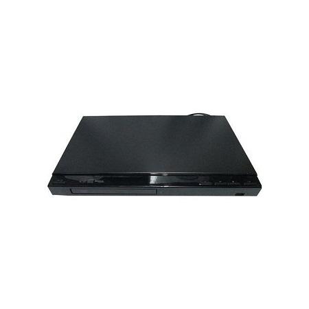 Full Hd Usb Record and Play DVD Player - Black