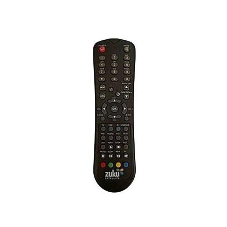 ZUKU Zuku Decoder Remote Control - Black