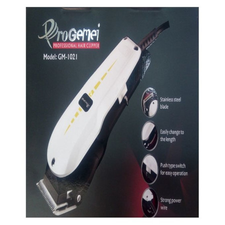 Gemei Professional Hair Clipper/Shaving Machine