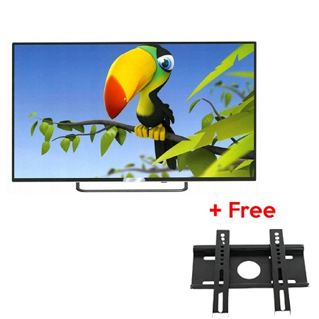 ROCH 24 Inch Digital HD LED TV - Black