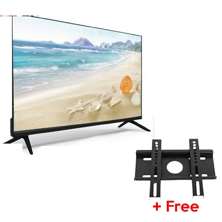 ROCH 32 inch Digital HD LED TV - Black