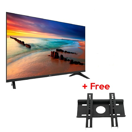 Roch 43 Inch Smart UHD LED TV (RH-LE43DA1-B)