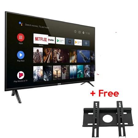 Roch 55 Inch 4K Smart UHD LED TV (RH-LE55DA1-B)