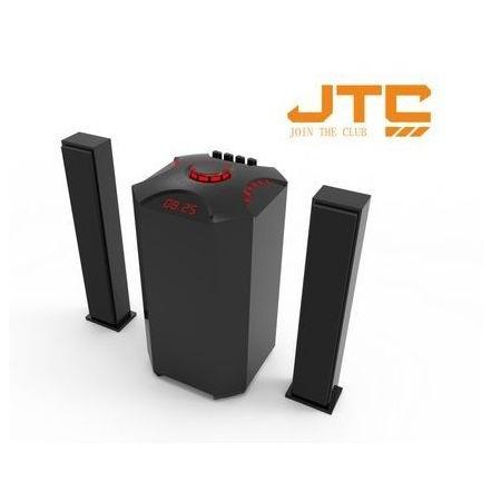 JTC J-801,10,000W, Hi-Fi System,2.1CH