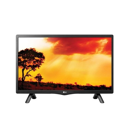 LG 24 Inch LED TV FREE TO AIR CHANNELS USB PORT DIGITAL _ BLACK