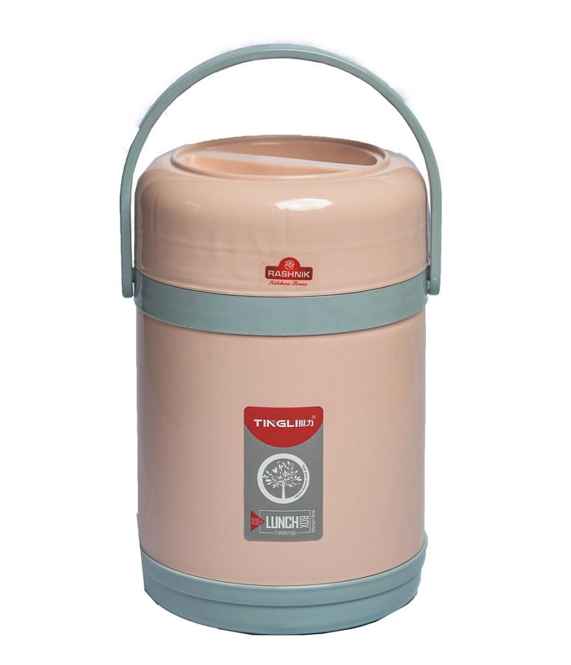Rashnik 1800ml Vacuum Lunch Box (rn-1424)