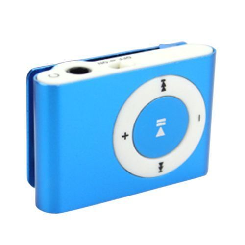 MP3 Player Sport Digital Music Support TF Card