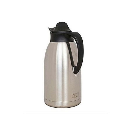 Always 2L Vacuum Thermos Flask - Stainless Steel .