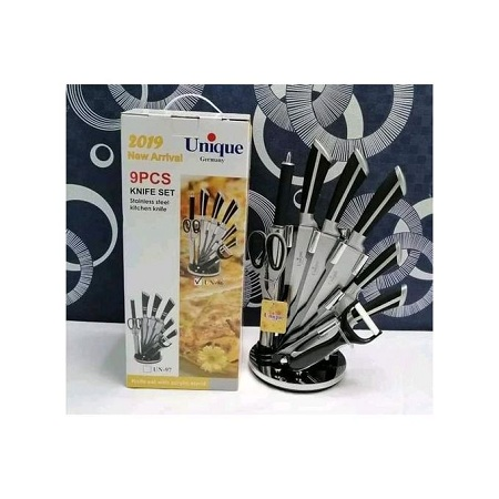 Germany Knife Sets 8pcs With Stand