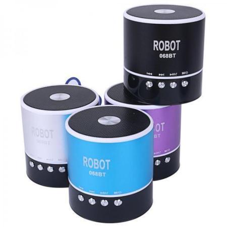 Robot Bluetooth Speaker (With MP3 & FM Radio)