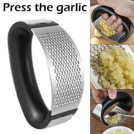 Rocker Garlic Press