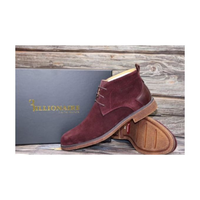 Fashion Billionaire Boots