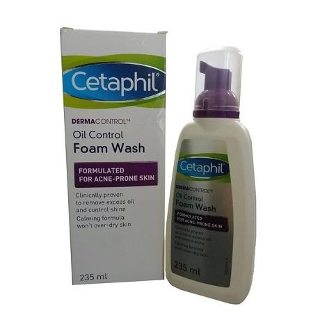 Cetaphil CETAPHILL DERMACONTROL FOAM WASH