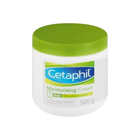 Cetaphil Moisturising Cream 500g