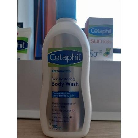 Cetaphil RESTORADAM skin Restoring Body wash