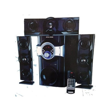 Royal Sound 210 HOME THEATER BLUETOOTH SPEAKER SUB-WOOFER SYSTEM 40000W