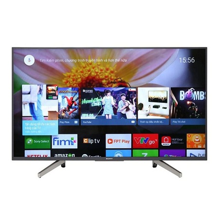 Sony 50 Inch Smart Full HD LED TV - HDR