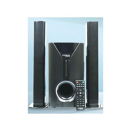 Vitron V527 2.1CH Multimedia Speaker System - Black
