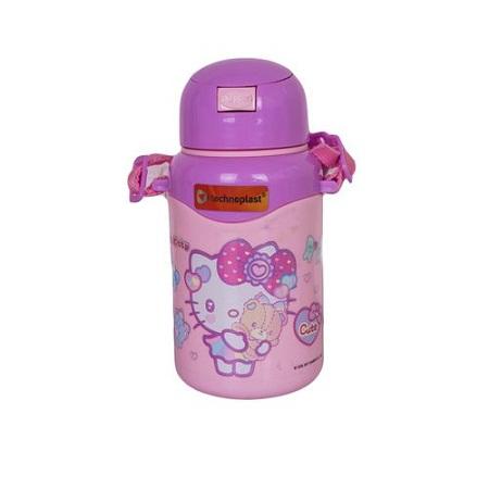 Kitty Fancy Revolution Bottle 600ml - Pink
