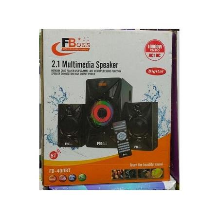 Fboss 2.1 channel-Bluetooth-Speaker USB/FM