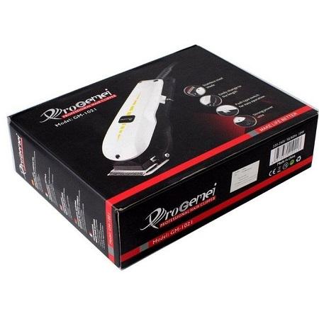 Progemei GM 1021 Professional Hair Clipper Wired