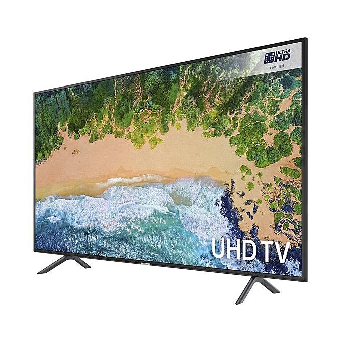 Shaani 55LN4100D – 55 inch-4K UHD Smart LED TV – Black