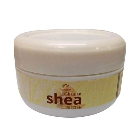 Fatush One Stop Shop Western Shea Butter (Ghana) 200g Raw and Unrefined