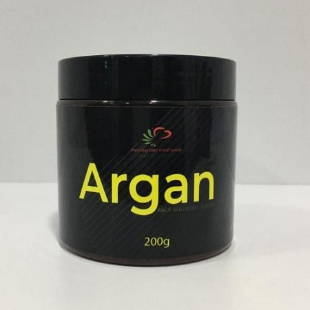 Fatush One Stop Shop Argan Face and Body Scrub 200g