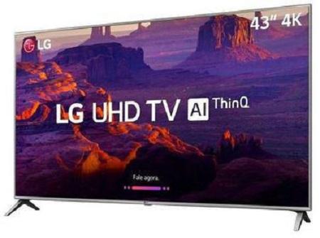 LG 55 Inch 4K Ultra HD Smart TV Magic Remote Netflix