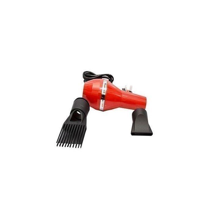 Fransen Blow Dryer - Red
