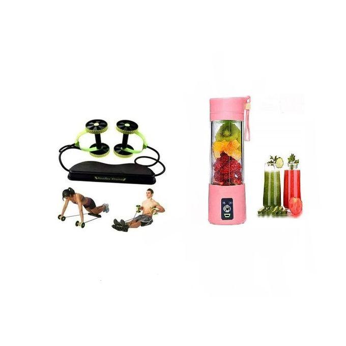 Revoflex Xtreme Body Fitness + Portable Blender