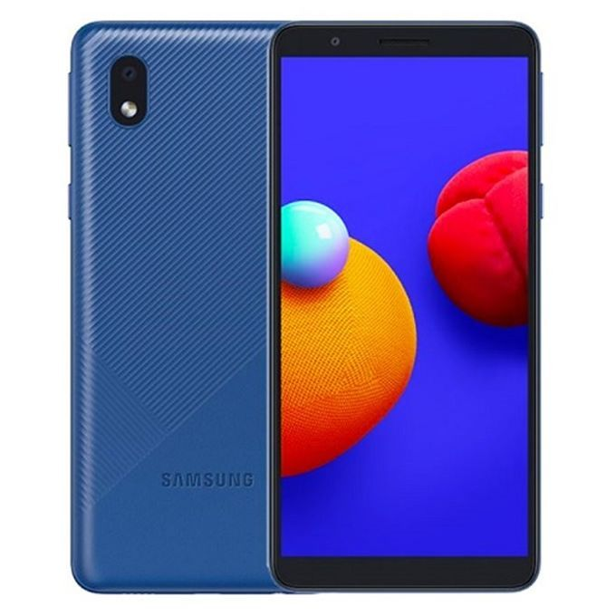 Samsung Galaxy,A3 Core 5.0 Inch 16GB+1GB -Dual Sim,4G - 8MP- Blue
