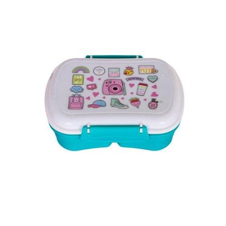Technoplast Bellagio Lunch Box Oval - 650ml