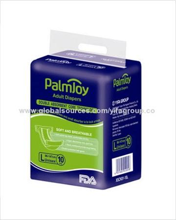 Adult Diaper Panty Type Large 10Pcs/Pkt