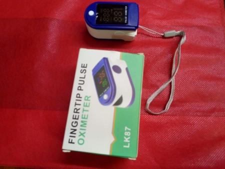 Sales Oximeter Finger Clip Finger Pulse Monitor