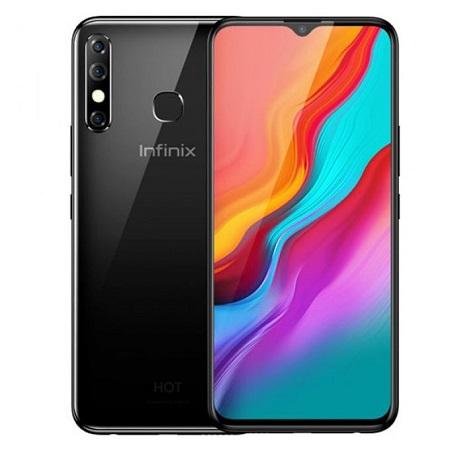 Infinix Hot 8 (4G), 6.6