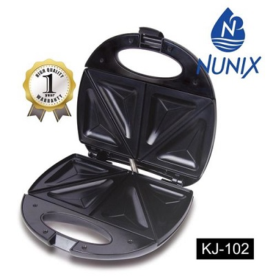 Sandwich Maker - Black