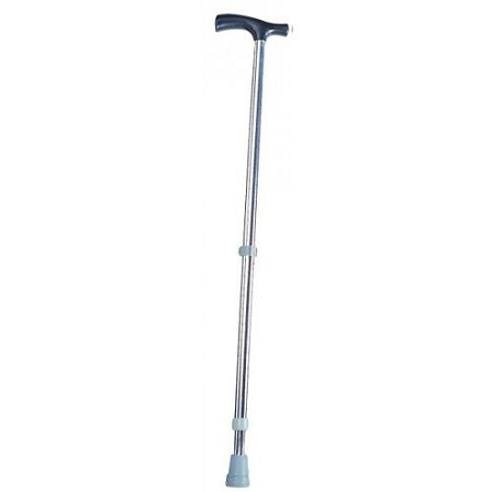 Adjustable Walking Stick - Stainless Steel