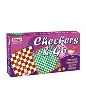 Checkers & Go Board Game